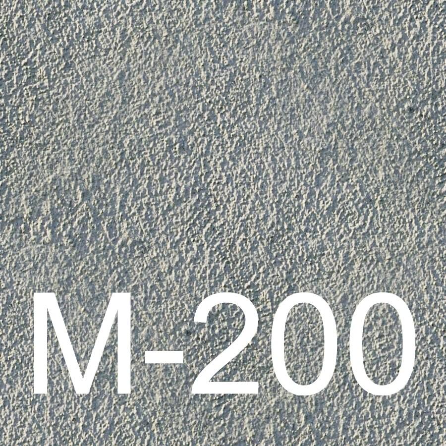 мел бетон