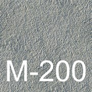 M-200 на мел. Щебне (B-15)