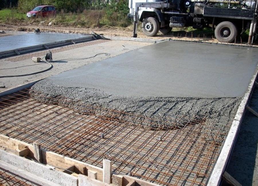 Как заливается бетон состав цементного раствора для керамической плитки